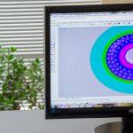 monitor progettazione
