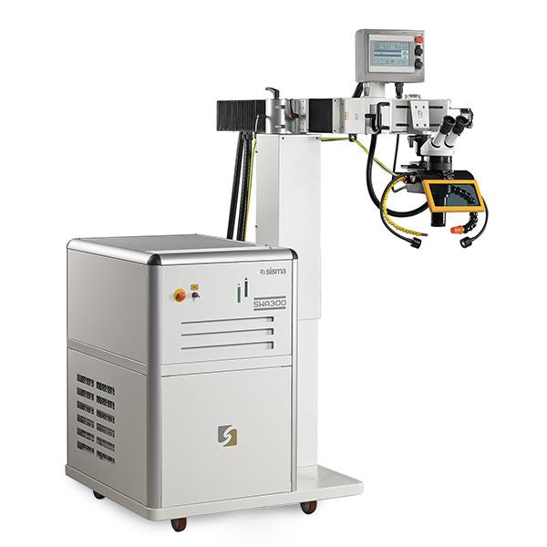 sisma macchina per saldature laser